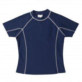 Lion in the Sun Boys Childrens Short Sleeve UV Rash Vest Swim Shirt - Age 5 - 14 years