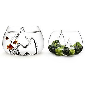 Glasscape fishbowl by aruliden fish bowls for Fish bowl amazon
