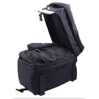 Inertia Torrent Rack Trunk Bicycle Bag – Black – 9082