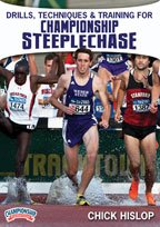 Buy Championship Productions Chick Hislop: Drills and Techniques for Successful Steeplechase DVD by Championship Productions