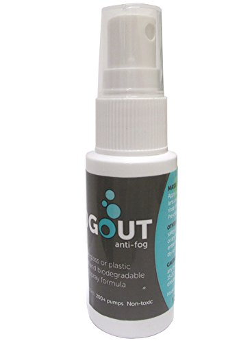 Atlan Fog-Out 1 oz Anti Fog Spray, 30ml
