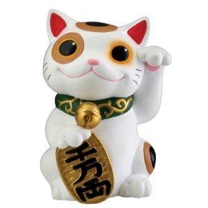 Maneki Neko Money Lucky Cat Chinese Japanese