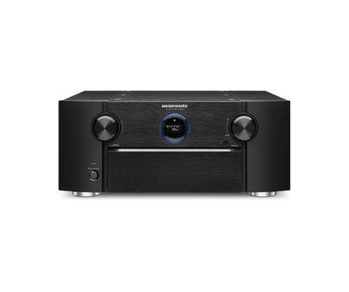 Marantz AV8801 11.2 Channel Home Theater Pre-Amplifier/Processor (Discontinued by Manufacturer)