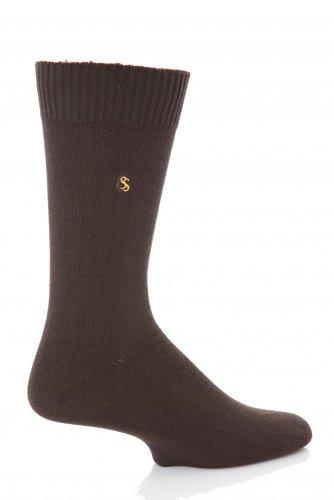 SockShop Farbexplosion Socken aus Baumwolle für Männer - 11 bis 14 Männer - Mole