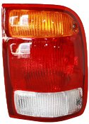 TYC 11-5075-01 Ford Ranger Passenger Side Replacement Tail Light Assembly (1998 Ford Ranger Tail Light Cover compare prices)