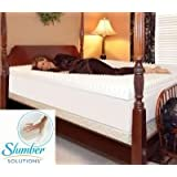 Slumber Solutions HighLoft Supreme 3 Inch Memory Foam Mattress Topper - QUEEN