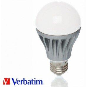 Verbatim Classic A 6W E27 410lm LED Bulb (Cool White)