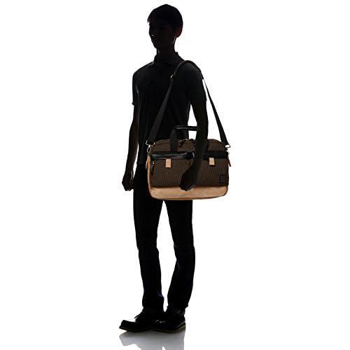 [ディーゼル] DIESEL メンズ バッグ HIKE CITYHIKE-BRIEF - briefcase X02850P04220071UNI P0422T2184 (ブラウン/)
