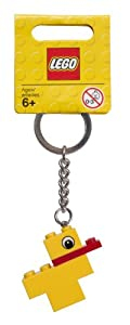LEGO Duck Key Chain Keychain 852985
