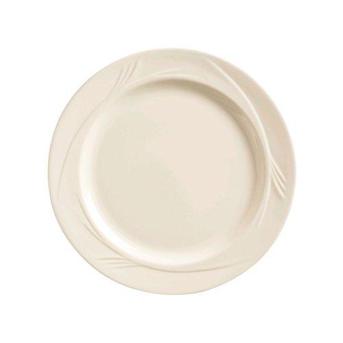 World Tableware End-10 Endurance Cream White Porcelain Plate - 12 / Cs