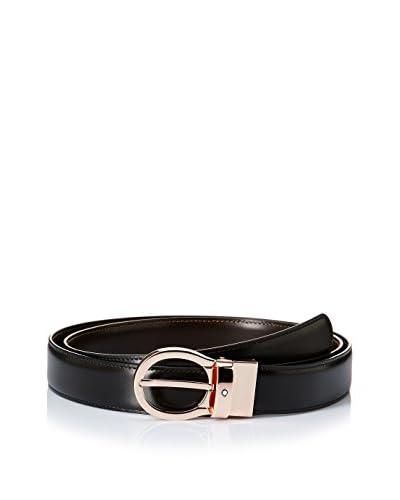 Montblanc Cinturón 101896 Negro