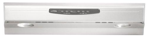 Broan QS230SS Allure II 30-Inch Under-Cabinet Range Hood, Stainless Steel