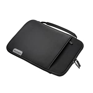 Kensington Soft Carrying Case for for iPad 4/3/2/1, Nexus 10, and Surface Pro
