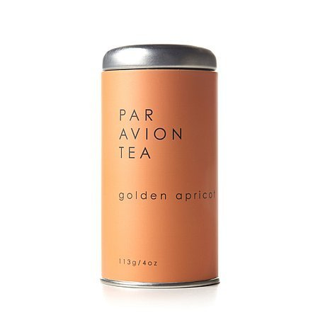 Discover Bargain Par Avion Golden Apricot Tea in Artisan Tin