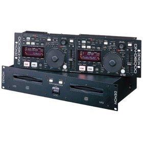 Denon DN-D6000 Dual DJ CD and MP3 Player
