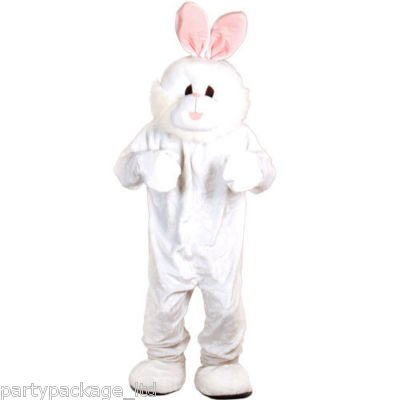 Rental Quality BUNNY RABBIT MASCOT Fancy Dress Costume