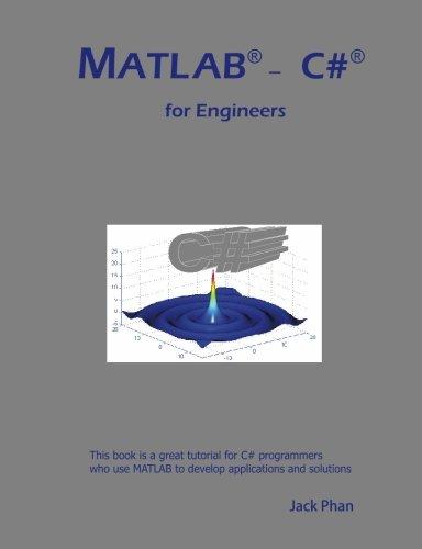 Davenport: [E360 Ebook] Free PDF MATLAB - C# for Engineers