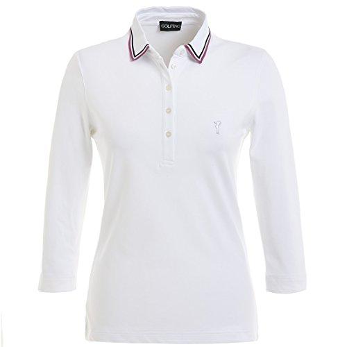 un-confort-sec-golfino-manches-3-4-pour-polo-de-golf-pour-femme-blanc-blanc-blanc-10-s