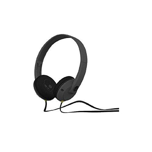 Skullcandy S5Urdz-204 Uprock On-Ear Headphone (Carbon Grey)