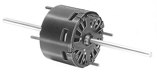 Hvac Motor, 1/125-1/200 Hp, 115V, Ccw/Le