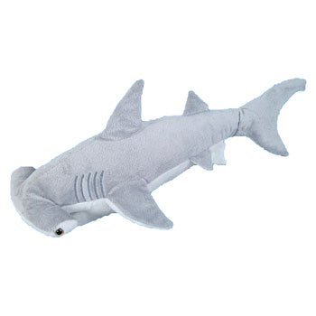 Adventure Planet Plush - HAMMER HEAD SHARK (19 inch) - 1