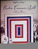 Boston Common Quilt (1891776096) by Burns, Eleanor