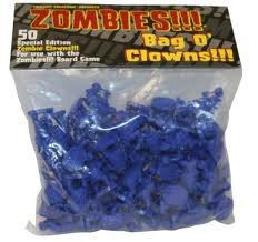 Bag O Zombie Clowns - 1