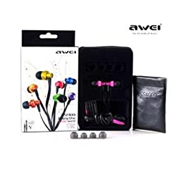 Awei ES900i Stereo Earphones Headphones For Samsung Nokia Sony iPhone HTC
