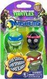 Nickelodeon, Teenage Mutant Ninja Turtles, Mash'ems Series 1, Leonardo and Foot Soldier, 2-Pack by Tech 4 Kids