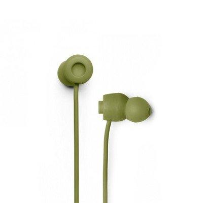 [Urbanears] Microphone / Remote Function In-Ear Earphone-Bagis Olive -