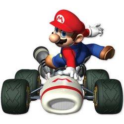Wall Graffix: Mariokart Mario front-1039108