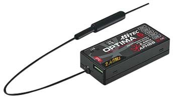 Optima 6 - 6-Channel 2.4GHz Receiver