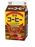 メグミルク 雪印コーヒー 500ml 20本