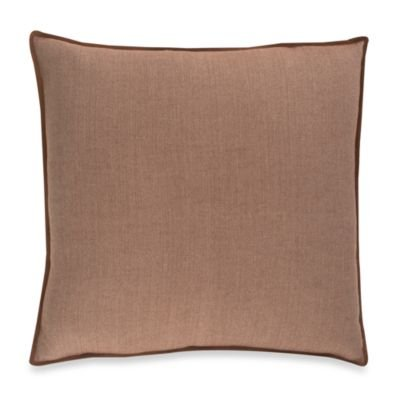 Modern Living Baxter Herringbone Pillow, 24 By 24-Inch front-621427