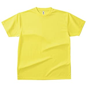 (グリマー)glimmer メンズ ドライ Tシャツ 吸汗速乾