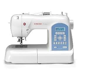 Singer Sewing Machine Curvy Sewing Machine 8780