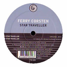 Ferry Corsten - star traveller - Zortam Music