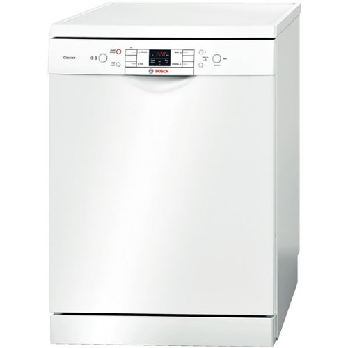 Bosch SMS40C12GB Classixx 12 Place Freestanding Dishwasher - White