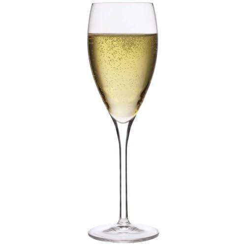 Amazon.com | Luigi Bormioli Gourmet 11-Ounce SON.hyx Champagne Flute