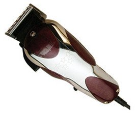 Wahl Magic Clip Salon-Style Precision Hair Clipper/Trimmer (No. Wa8450) + A-Viva Nail Kit
