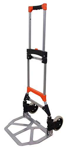Tyke Supply Light Weight Foldable Hand Truck with Carry Bag