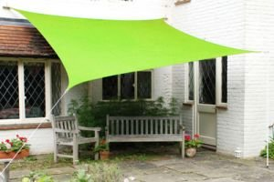 2 J7new Shop Cheap Kookaburra Waterproof Sun Sail Shade Lime Green