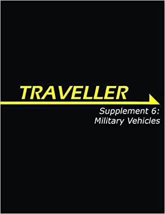 Traveller Supplement 6: Military Vehicles (Traveller Sci-Fi Roleplaying)