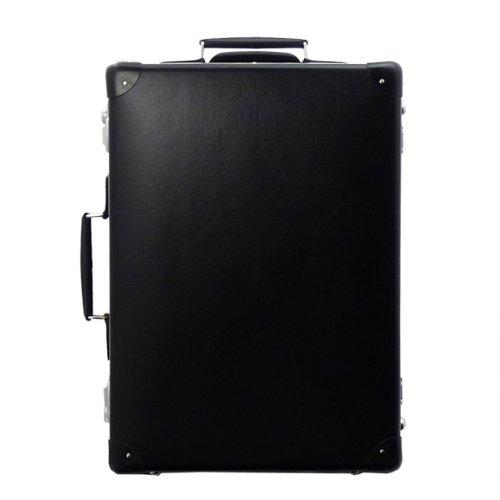 """(グローブトロッター) GLOBE TROTTER スーツケース(21インチ)/2輪タイプ オリジナル ブラック TROLLEY CASE ORIGINAL 21"""" BLACK [並行輸入品]"""