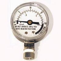 National Presto 82237 Pressure Canner Gauge by National Presto