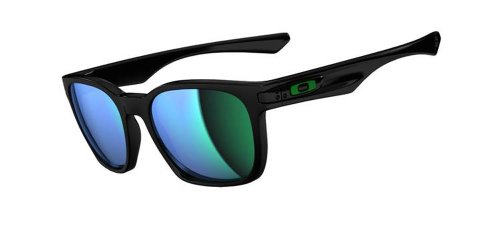(オークリー)OAKLEY Garage Rock OO9175-04  Polished Black w/Jade Iridium Free