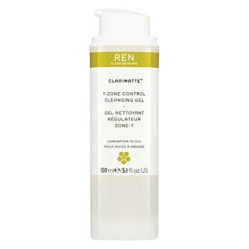REN Clarimatte T-Zone Control Cleansing Gel, Gesichtsreinigungsgel, 150 ml thumbnail