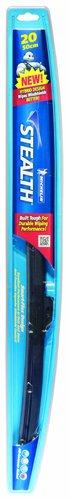 Michelin 8020 Stealth Hybrid Windshield Wiper Blade with Smart Flex Design, 20