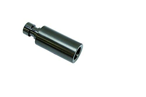 Gardinia spéciale mDEKOR rallonge 4 cm pour support de tringle à rideaux série Chicago-diamètre 20 mm-titan