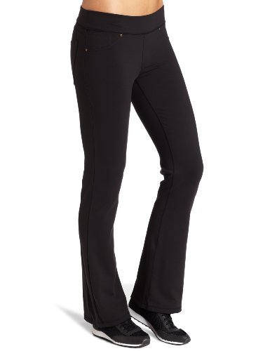 Soybu Women's New Groove Performance Pant (Black,Medium)